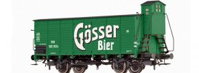 BRAWA 49849 Bierwagen G Gösser ÖBB | DC | Spur H0 kaufen