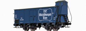 BRAWA 49850 Bierwagen G Wieselburger ÖBB | DC | Spur H0 kaufen