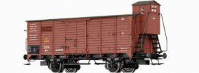 BRAWA 49852 Güterwagen Nm BadSt   DC   Spur H0 kaufen