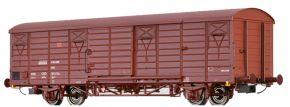 BRAWA 49907 Güterwagen Gbs 258 | DC | DB | Spur H0 kaufen