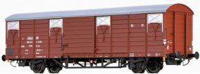 BRAWA 49909 Güterwagen Glmms DR | DC | Spur H0 kaufen