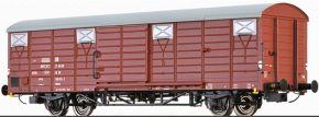 BRAWA 49910 Güterwagen Glmms DR | DC | Spur H0 kaufen