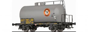 BRAWA 50019 Kesselwagen Z Tankwagon SNCB | DC | Spur H0 kaufen