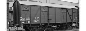BRAWA 50107 Güterwagen Gmms 14.02 MC RIV DR | DC | Spur H0 kaufen