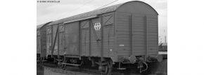 BRAWA 50121 Güterwagen Gs SBB   DC   Spur H0 kaufen
