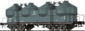BRAWA 50301 Staubbehälterwagen KKds 55 DB | DC | Spur H0 kaufen