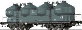 BRAWA 50302 Staubbehälterwagen Uacs 946 DB | DC | Spur H0 kaufen