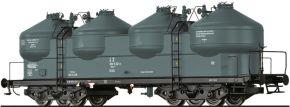 BRAWA 50303 Staubbehälterwagen Uacs 946 DB | DC | Spur H0 kaufen