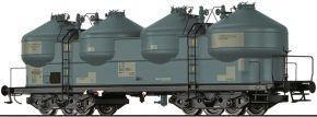 BRAWA 50304 Staubbehälterwagen Uacs 946 DB | DC | Spur H0 kaufen