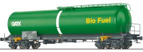 BRAWA 50500 Kesselwagen Uia Bio Fuel GATX | DC | Spur H0 kaufen