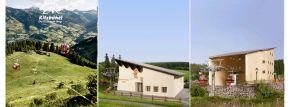 BRAWA 6343 Berg- und Talstation Hahnenkamm Bausatz Spur H0 kaufen
