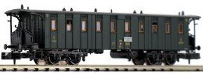 BRAWA 65011 Personenwagen C4 | SBB | Spur N kaufen