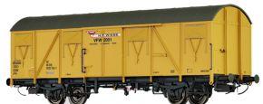BRAWA 67816 Güterwagen Gbs 50 | Wiebe | Spur N kaufen