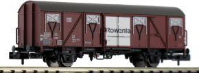 BRAWA 67818 Gedeckter Güterwagen Gbs 245 Rowenta DB | Spur N kaufen