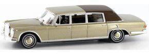 BREKINA 13008 MB 600 Landaulet, gold Automodell 1:87 kaufen