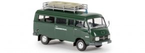 BREKINA 13263 Mercedes-Benz L206 D Bus Wasserschutzpolizei Blaulichtmodell 1:87 kaufen
