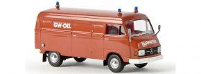 BREKINA 13307 MB L 206 D Kasten Feuerwehr GW Öl | Starmada | Modellauto 1:87 kaufen