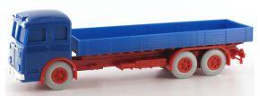 BREKINA 13903 Büssing 12.000 Pritschenwagen, unverglast LKW-Modell 1:87 kaufen