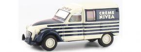 BREKINA 14181 Citroen 2 CV Kasten Nivea Creme | Automodell 1:87 kaufen