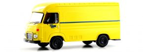 BREKINA 14627 Saviem SG2 Kasten La Poste | Auto-Modell 1:87 kaufen