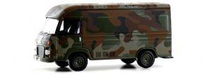BREKINA 14628 Saviem SG2 Kasten Militär | Auto-Modell 1:87 kaufen