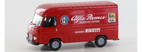 BREKINA 14629 Alfa Romeo F 20n Kasten Alfa Romeo Servizio Corse | Auto-Modell 1:87 kaufen