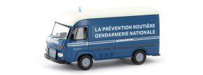 BREKINA 14641 Saviem SG2 Kasten Gendarmerie Nationale | Automodell 1:87 kaufen