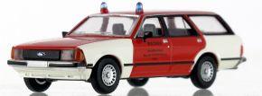 BREKINA 19519 Ford Granada II Turnier 1977, Werkfeuerwehr Wacker Chemie | Blaulichtmodell 1:87 kaufen