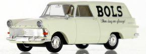 BREKINA 20199 Opel P2 Kasten 1960, Bols | Modellauto 1:87 kaufen