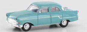 BREKINA 20882 Opel Kapitän helltürkis | Auto-Modell 1:87 kaufen