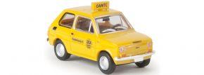 BREKINA 22367 Fiat 126 ÖAMTC | Drummer | Modellauto 1:87 kaufen