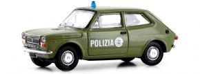 BREKINA 22507 Fiat 127 Polizia | Blaulichtmodell 1:87 kaufen