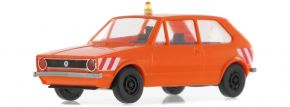 BREKINA 25541 VW Golf I 1974, Kommunal | Modellauto 1:87 kaufen
