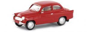 BREKINA 27450 Skoda Octavia rot   Automodell 1:87 kaufen