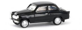 BREKINA 27452 Skoda Octavia schwarz | Automodell 1:87 kaufen