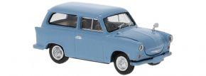 BREKINA 27550 Trabant P 50 Kombi hellblau 1960 | Modellauto 1:87 kaufen