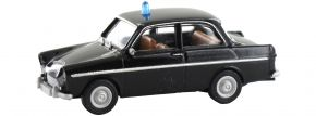 BREKINA 27722 DAF 600 schwarz Politie (NL)   Blaulichtmodell 1:87 kaufen