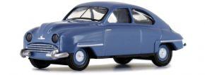 BREKINA 28601 Saab 92 blau | Automodell 1:87 kaufen