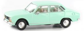 BREKINA 29111 Peugeot 504 hellgruen   Automodell 1:87 kaufen
