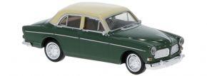 BREKINA 29228 Volvo Amazon 4-trg dunkelgrün beige | Modellauto 1:87 kaufen