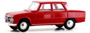 BREKINA 29509 Alfa Romeo Giulia 1600 rosso Automodell 1:87 kaufen