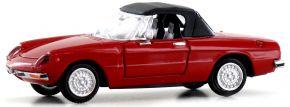 BREKINA 29607 Alfa Romeo Spider rot | Auto-Modell 1:87 kaufen