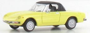 BREKINA 29608 Alfa Romeo Spider hellgelb | Auto-Modell 1:87 kaufen