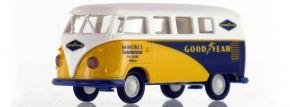 BREKINA 31607 VW T1b Kombi, Goodyear | Modellauto 1:87 kaufen
