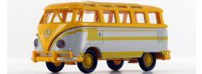 BREKINA 31845 VW T1b Samba Reisebus-Dekor gelb hellgrau 1960 | Modellauto 1:87 kaufen