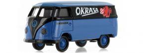 BREKINA 32054 VW Kasten T1a Okrasa   Modellauto 1:87 kaufen
