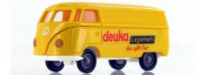 BREKINA 32057 VW Kasten T1a Deuka Legemehl | Modellauto 1:87 kaufen