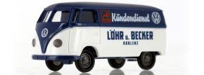 BREKINA 32063 VW T1a Kasten 1950, Löhr u. Becker Kundendienst   Modellauto 1:87 kaufen