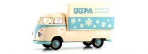 BREKINA 32454 VW T1b Großraum-Koffer Jopa-Eiskrem | Auto-Miniatur 1:87 kaufen