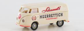 BREKINA 32720 VW T1b Kasten Schamel Meerrettich | Auto-Modell 1:87 kaufen